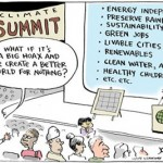 Climate summit - why save the world