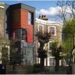 Eco-living at 76A Newington Green Road, North London