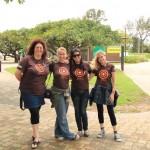 Grace, Ruth, Lisa & Karin
