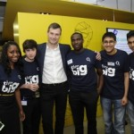 O2 CEO and team